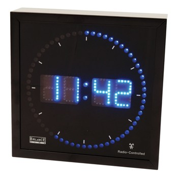 Led falióra - he-clock-27