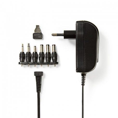 Kapcsolóüzemű stabilizált tápegység 3-12V - 1500 mAh