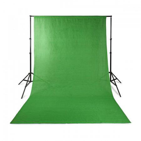 Fotós háttér 3x3m zöld
