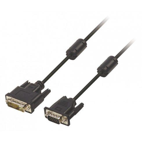 DVI - VGA monitor kábel 1.8m