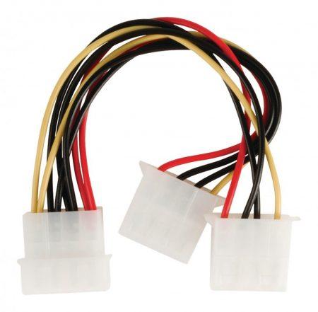 Molex elosztó kábel   0,15 m