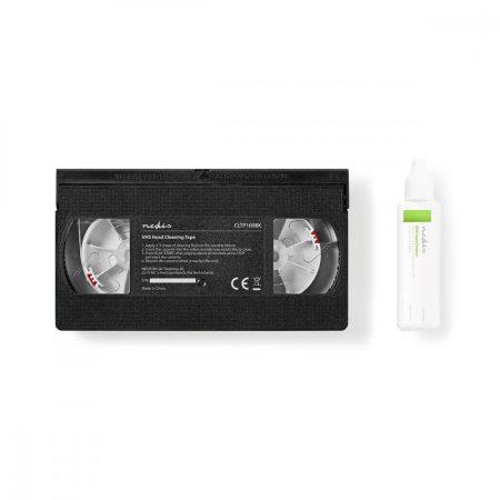 VHS tisztítókazetta
