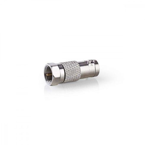 F dugó - BNC aljzat adapter (10db)