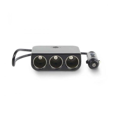Szivargyújtó elosztó + USB port