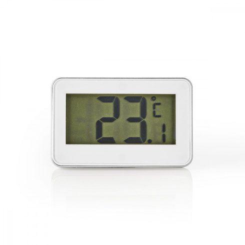 Digitális Hűtőszekrény hőmérő | -20–+50 °C (KATH101WT)