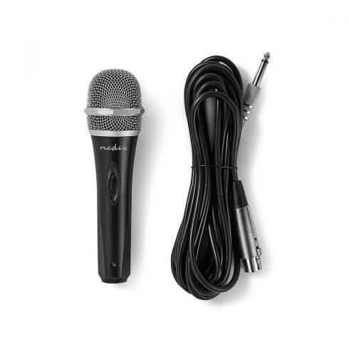 Nedis dinamikus mikrofon 50 Hz - 14 kHz   5m vezeték