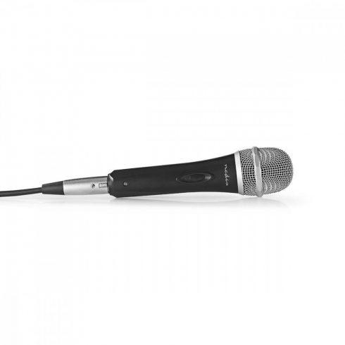 Nedis dinamikus mikrofon táskával - 5m kábel