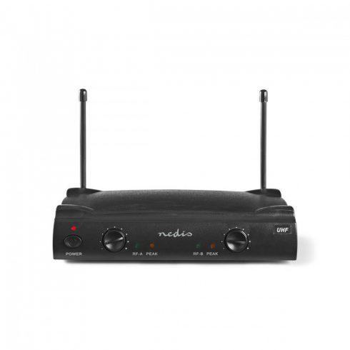 Nedis vezeték nélküli mikrofon rendszer 2db mikrofonnal