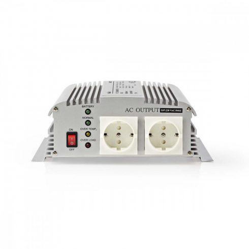 Nedis inverter 1000W 12V - > 220V beépített töltővel