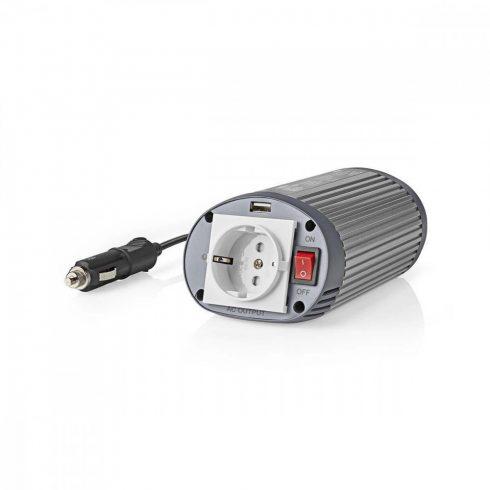 Nedis inverter 150W 12-220V USB porttal