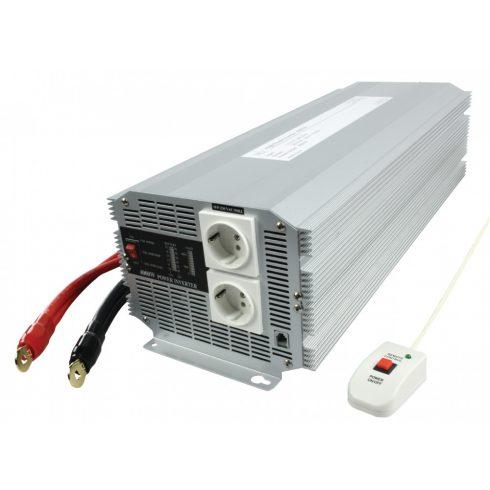 Nedis inverter 4000W 12 -> 220V
